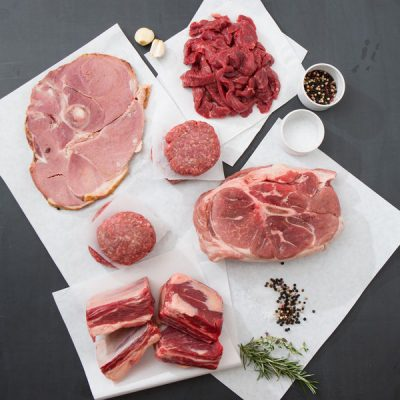 customizable meat CSA MN